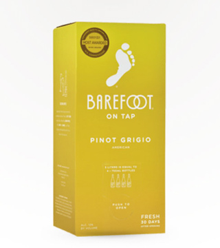 Barefoot on Tap