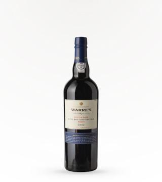 Warre's Port Late Bottle Vintage