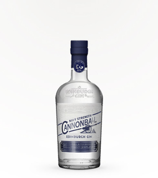 Edinburgh Gin Cannonball Navy Strength Gin 100 proof