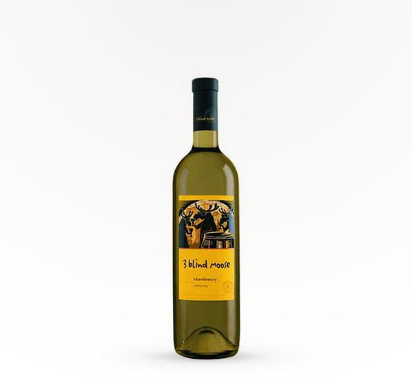 3 Blind Moose Chardonnay '09