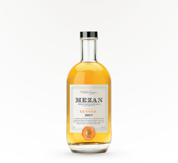 Mezan Rum Guyana