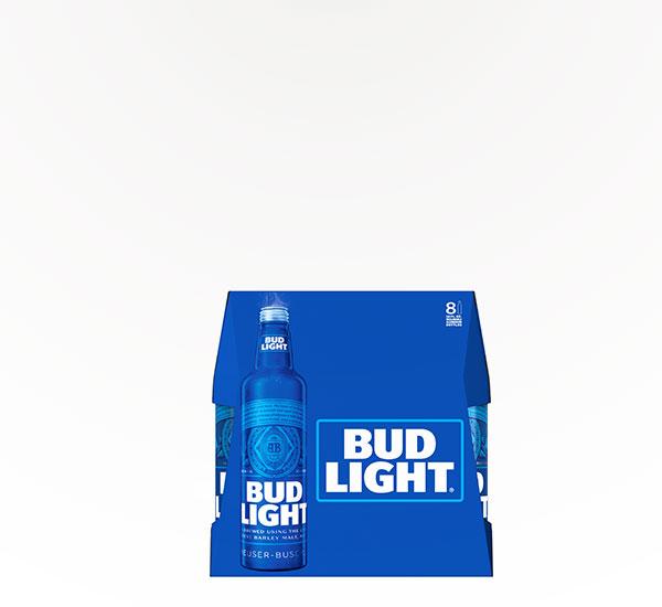 Bud Select Aluminum Bottle