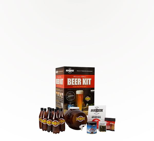 Mr Beer Premium Keg Brewing Kit