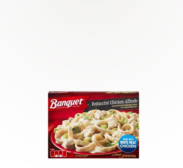 Banquet Fettuccini Chicken Alfredo