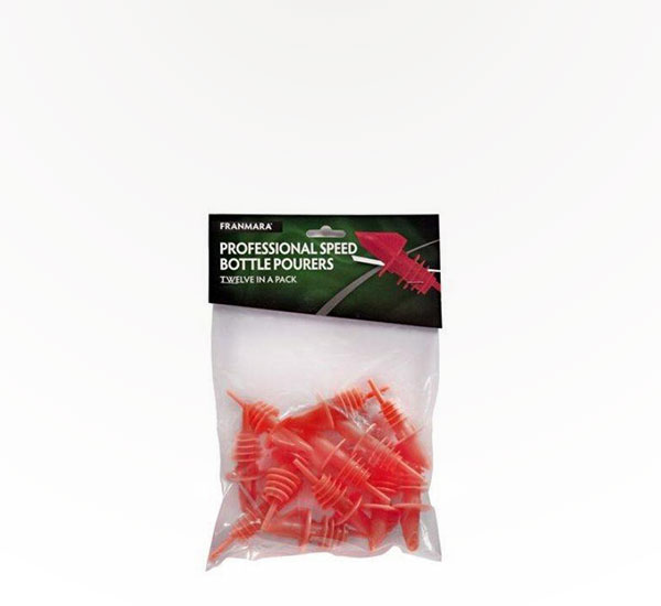 Speed Pourers, Red, 12pk