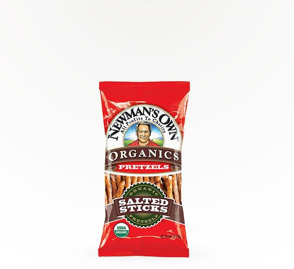 Newman's Own Pretzel Sticks