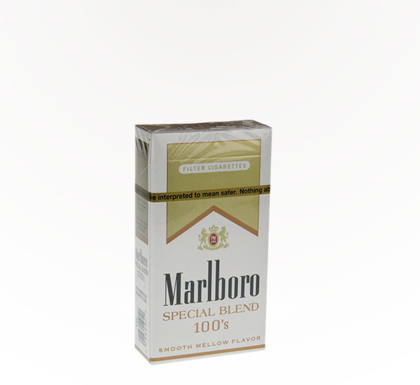 Marlboro Gold Special Blend 100 S Delivered Near You Saucey