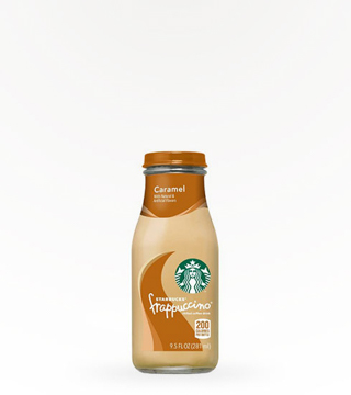 Frappuccino Caramel Bottle