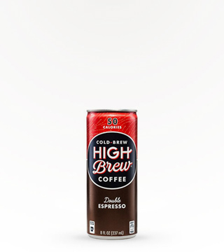 HIGH BREW COFFEE DBL ESPRESSO