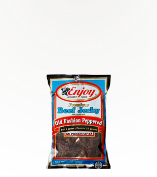 Enjoy Beef Jerky Old Fashioned