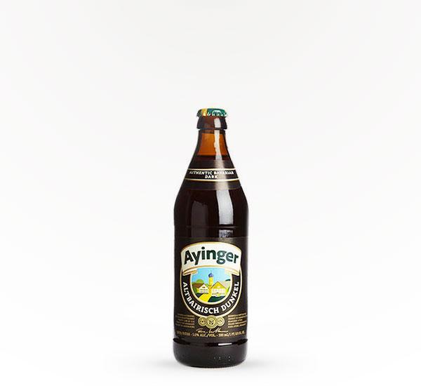 Ayinger Dunkel Beer