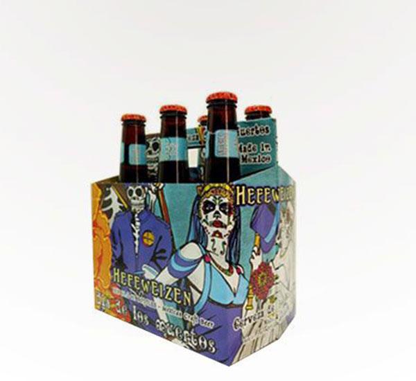 Cerveza De Los Muertos Hefeweizen