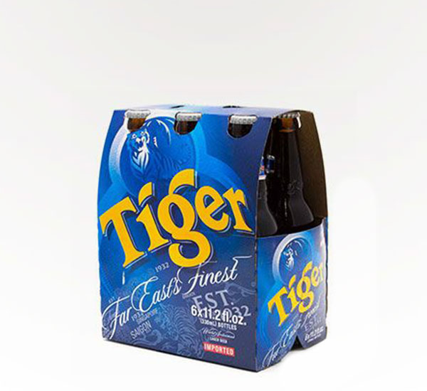 Tiger Gold Medal Lager Beer
