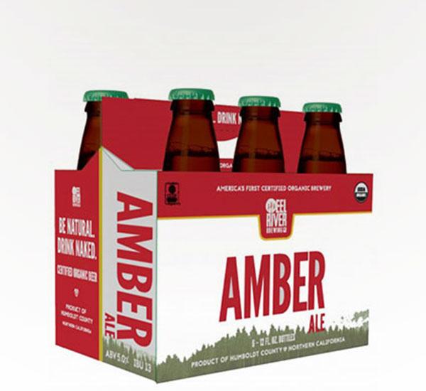 Eel River Organic Amber Ale