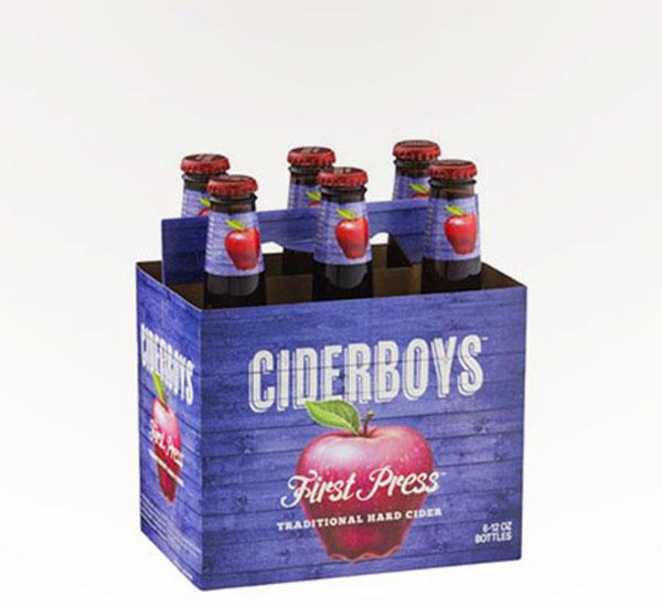 Cider Boys Apple Cider 6pkb