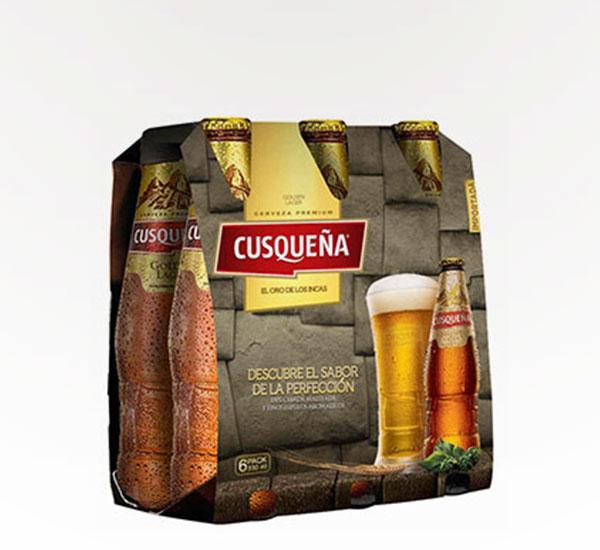 Cusquena Peruvian Lager