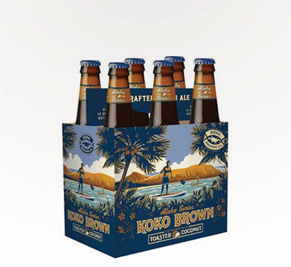 Kona Brewing Koko Brown