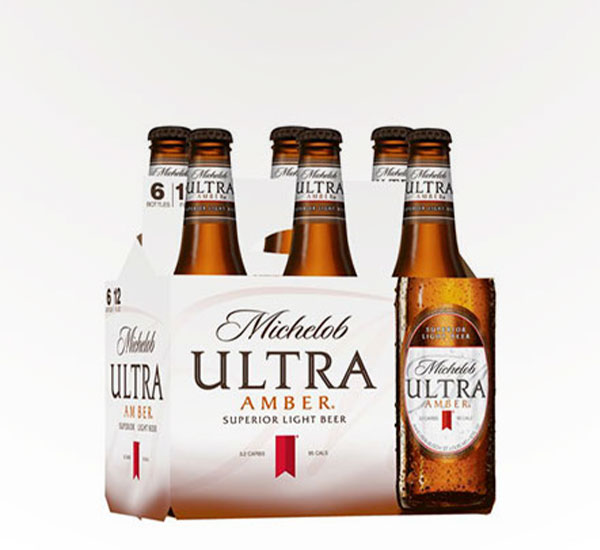 Michelob Ultra Amber Light