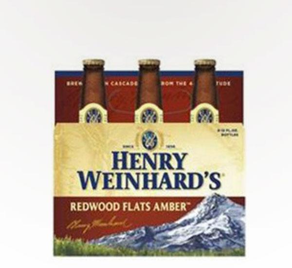 Henry Weinhard's Redwood Flats Amber