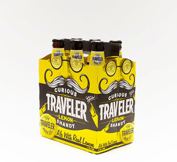 Traveler Curious Lemon Shandy