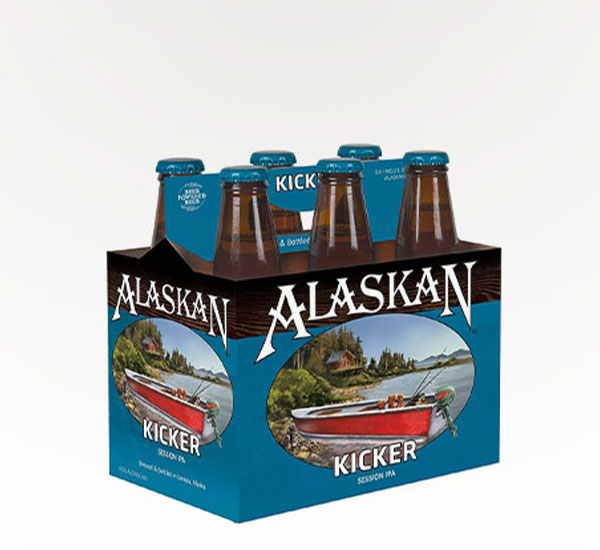 Alaskan Kicker Session IPA 6 Pack