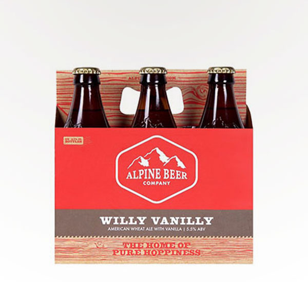 ALPINE WILLY VANILLY 6PKB