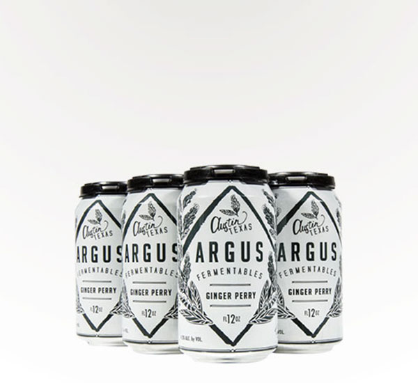Argus Cidery Ginger Perry