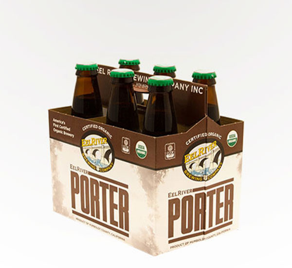 Eel River Certified Organic Porter