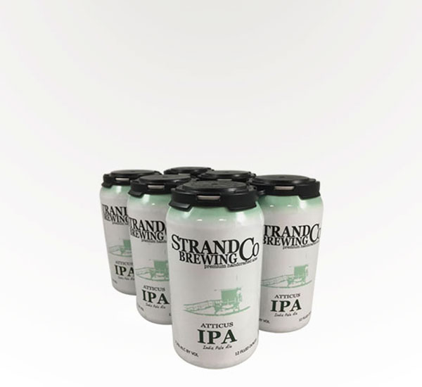 Strand Brewing Atticus IPA