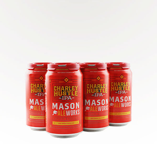Mason Ale Works Charley Hustle Red IPA