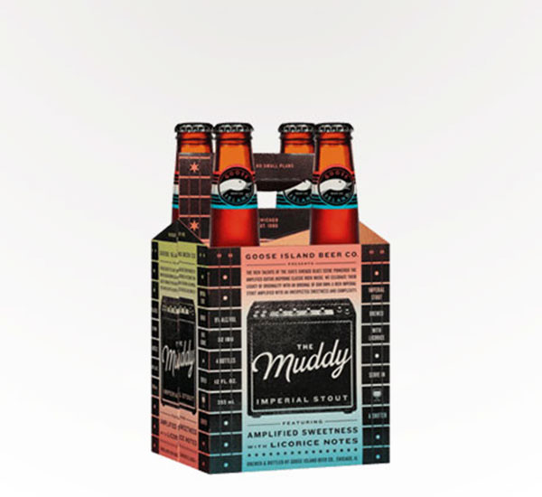 """Goose Island """"The Muddy"""" Imperial Stout"""