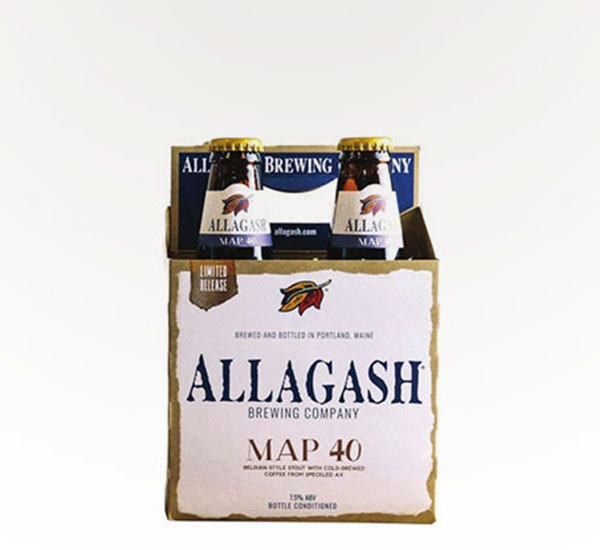 Allagash Map 40