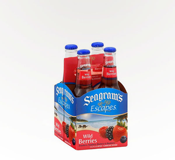 Seagram's Wild Berries Cooler