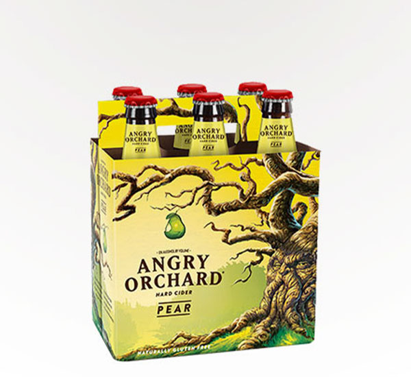 Angry Orchard Pear Cider 6pkb