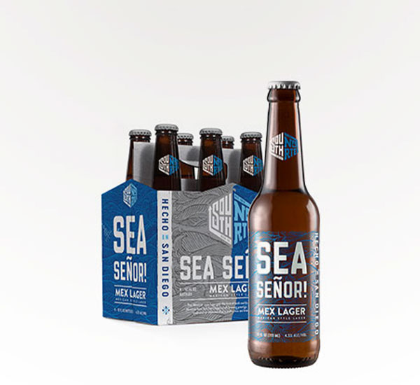 SouthNorte Beer Co. Sea Senor! Mexican Lager
