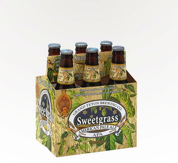 Grand Teton Sweetgrass India Pale Ale