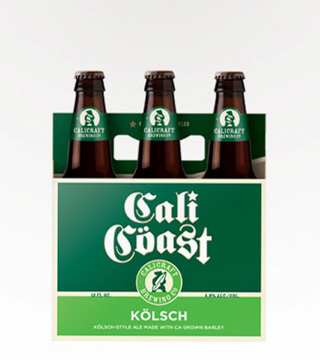 Calicraft Cali Coast Kolsch