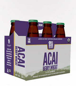 Eel River Acai Berry Wheat