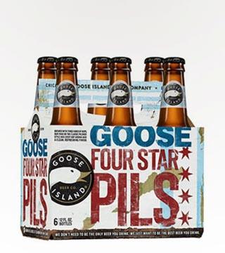 Goose Island Four Star Pils