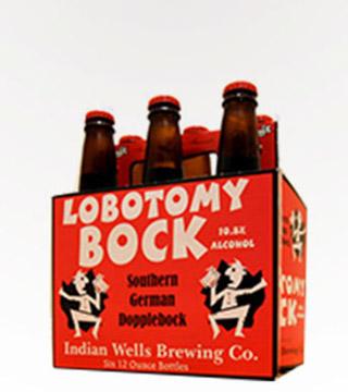 Indian Wells Lobotomy Bock