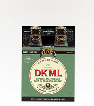 Founders Brewing Barrel Aged DKML 4pkb