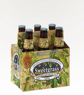 Grand Teton Sweetgrass India Pale Ale