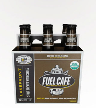 Lakefront Fuel Coffee Stout