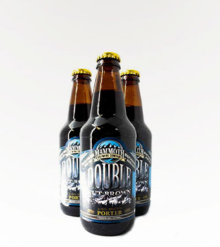 Mammoth Brewing Nut Brown Ale