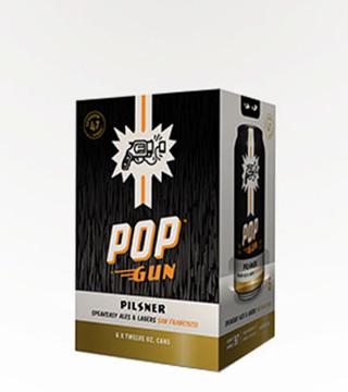 Speakeasy Pop Gun Pilsner 6pkc
