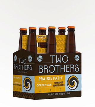 Two Brothers Prairie Path Golden Ale