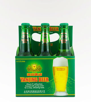 Yanjing Beer 6 Pkb