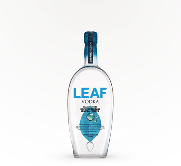 Leaf Vodka Organic