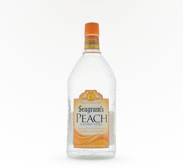 Seagram's Peach