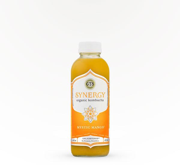 GT's Synergy Kombucha Mystic Mango